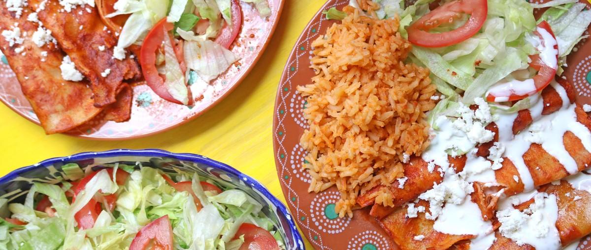 Cheese Enchiladas ZacatecasStyle