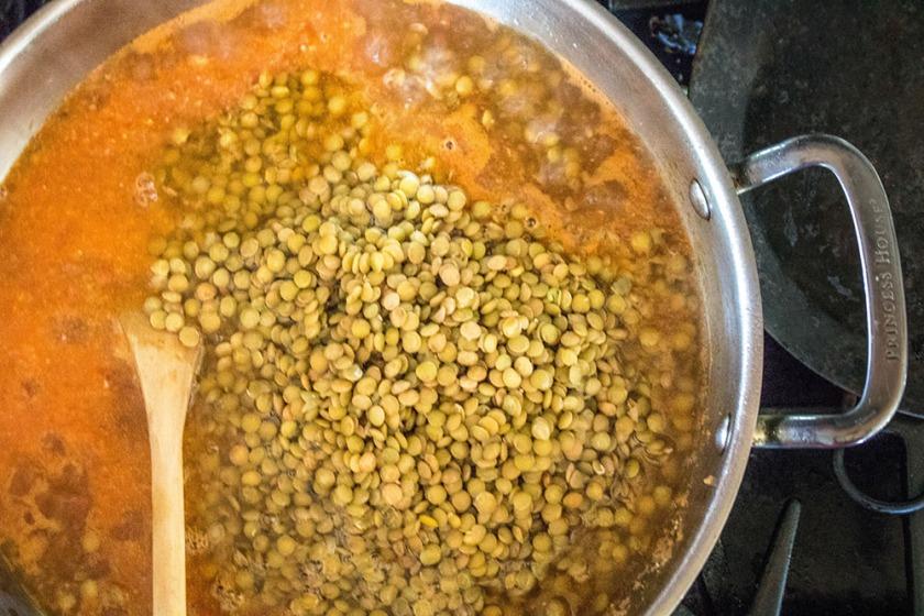 lentil soup-2